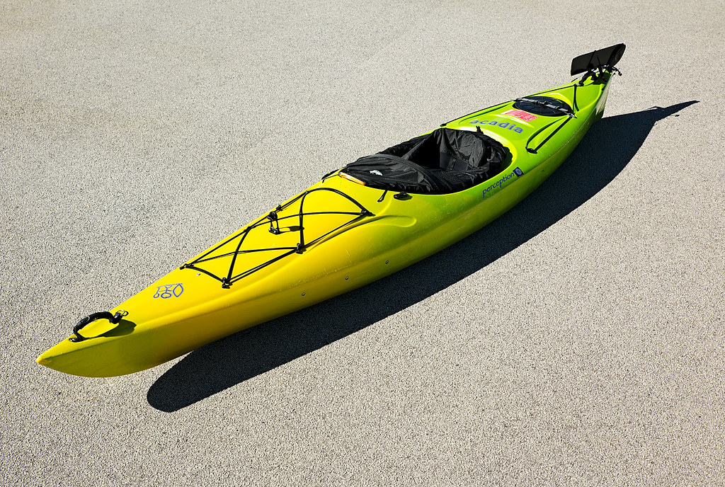 Perception Acadia 11 5 | This is my Kayak  It isn't new, I a