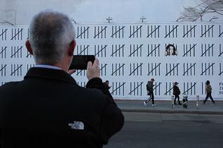 Banksy - Bowery Mural | by shinya