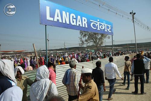 View of Langar