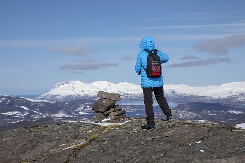 skiing sky ski skyline skyer clouds andalshatten mountain velfjord fjord norway nordnorge northernnorway norwegiancoast