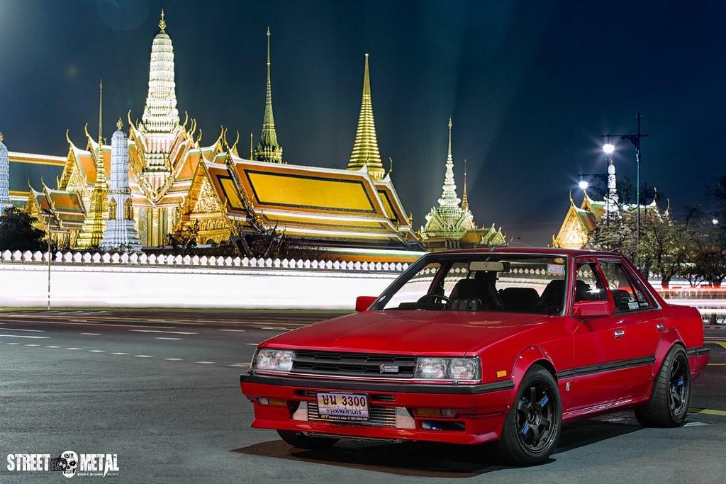 skyline r30 in bangkok #nissan #skyline #r30 #jdm #disturb…   Flickr