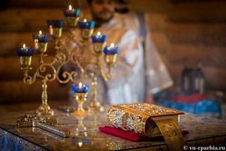 Божественная литургия 104