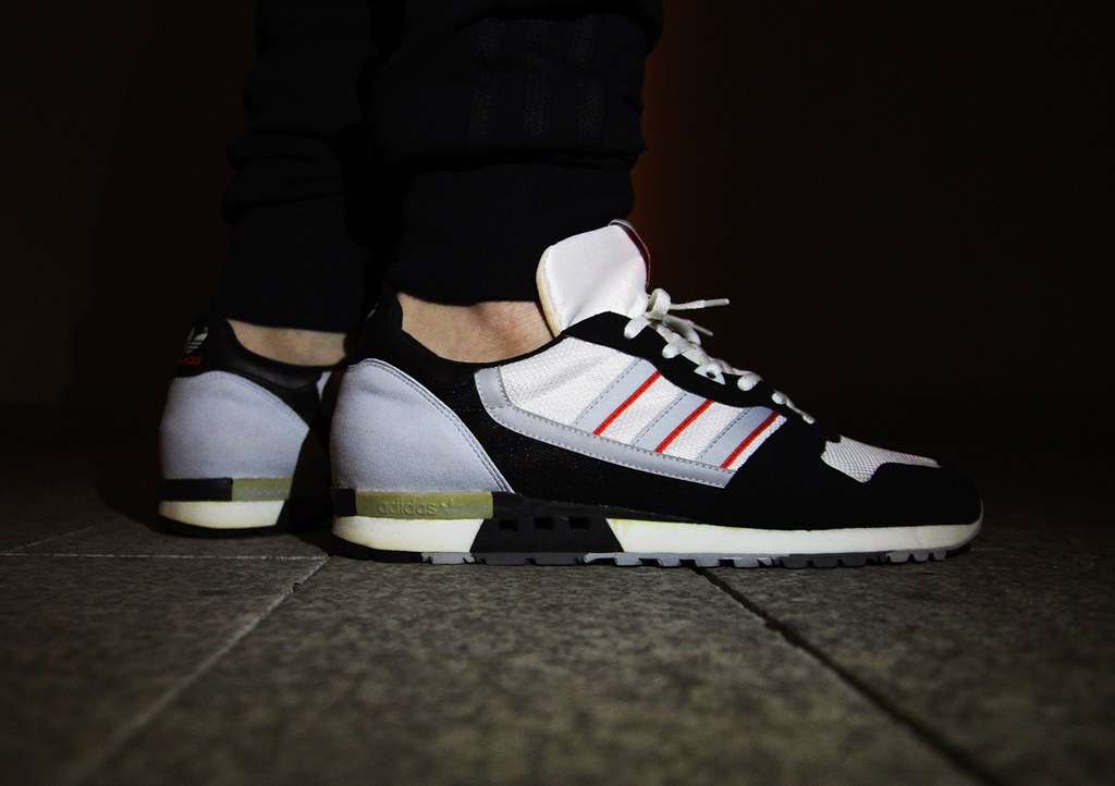 prix compétitif 470e1 d7a10 adidas ZX550, made in France, 1986. | kolczasty_jerz | Flickr