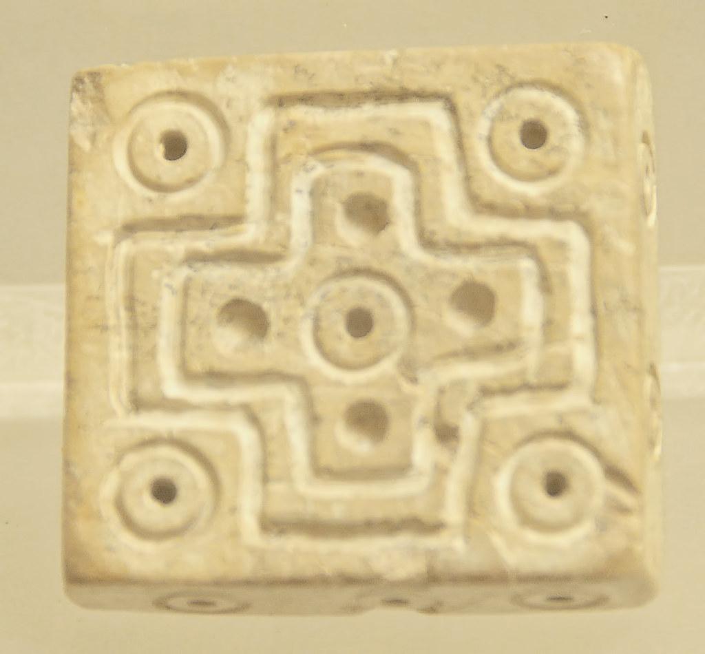 Seal -9, Harappan Civilization, C- 2700-2000 BC | Seals appe… | Flickr