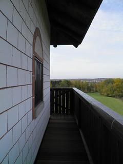 WP 1/68 - Reconstructed three-floored watchtower near Hillscheid | by Following Hadrian
