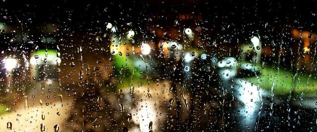 Rain Drops . . .