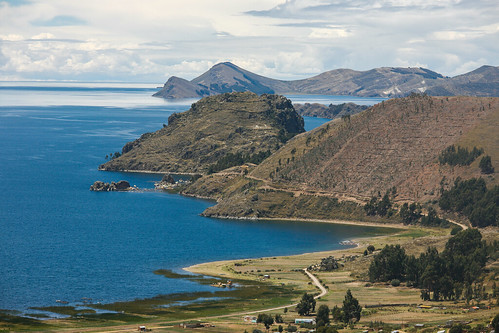 Lake Titicaca - Road to Bolivia | by Alex E. Proimos
