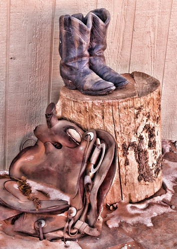 Boots and Saddle | by Kool Cats Photography over 11 Million Views