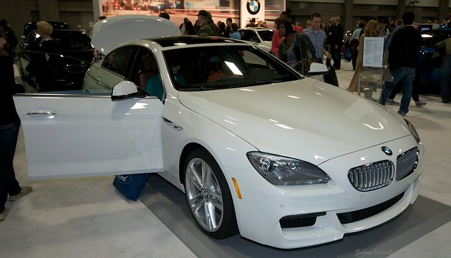 2013 Washington Auto Show - Lower Concourse - BMW 3