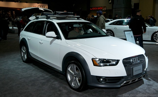 2013 Washington Auto Show - Lower Concourse - Audi 10