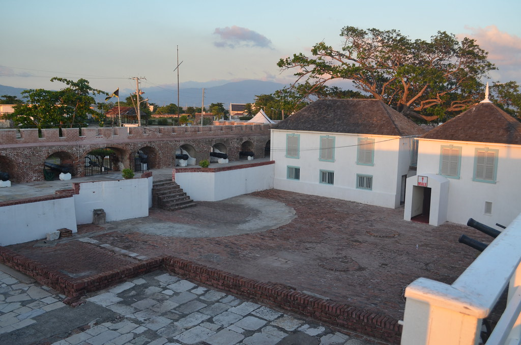 Image result for Fort Charles Jamaica