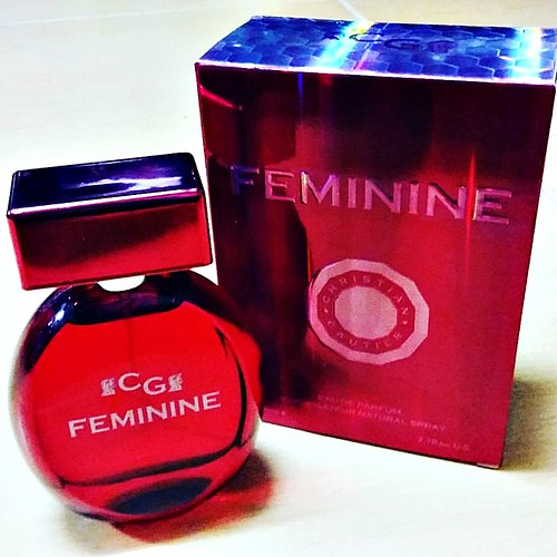 Christian Gautier Feminine Eau De Parfum for Women | by Evelyn Marfa