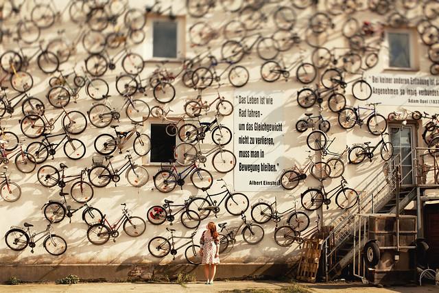 Bicycle House II