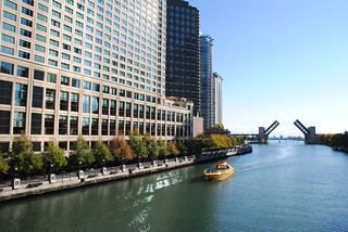 Chicago river | by Leandro's World Tour