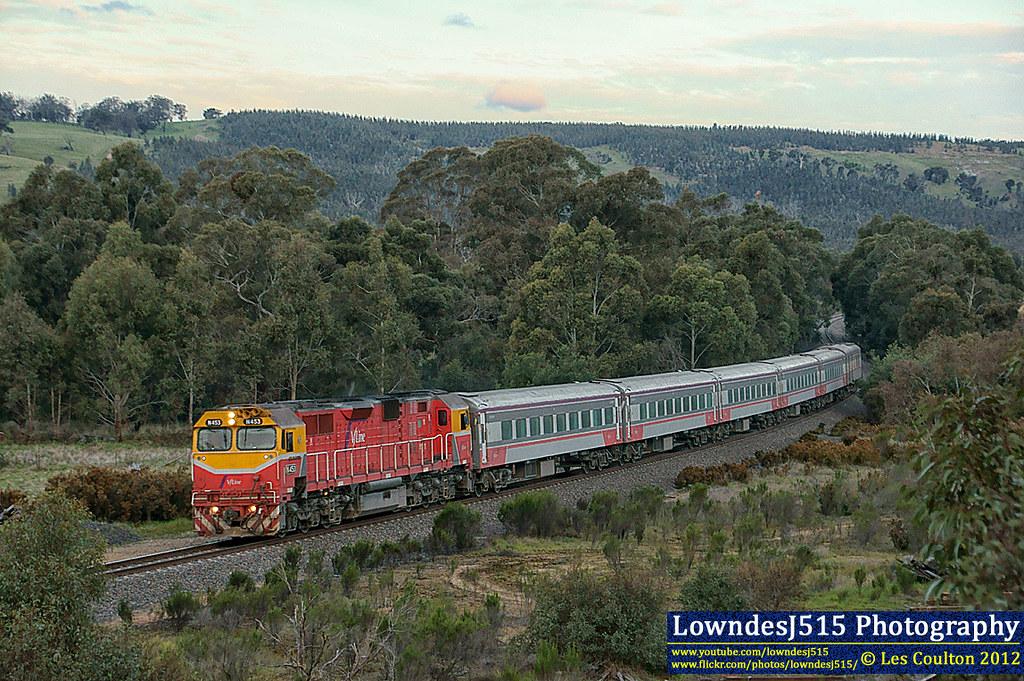N453 at Kilmore East by LowndesJ515