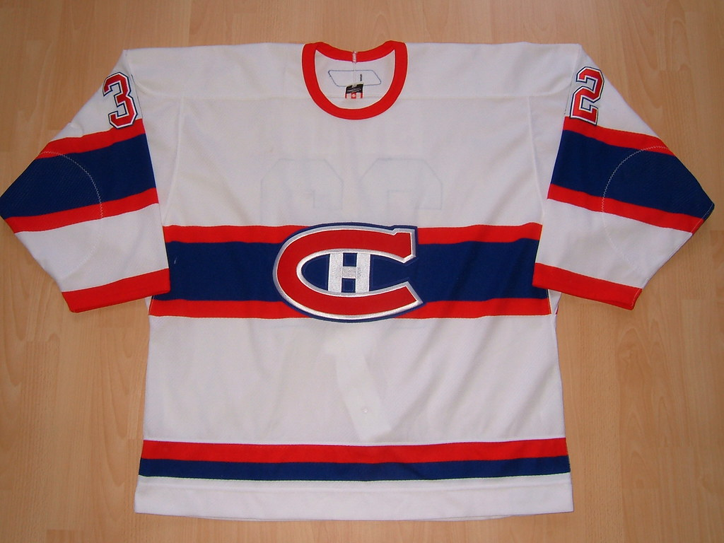 huge selection of 46a96 223ca Montreal Canadiens 2006 - 2007 Vintage/Alternate Game Worn ...