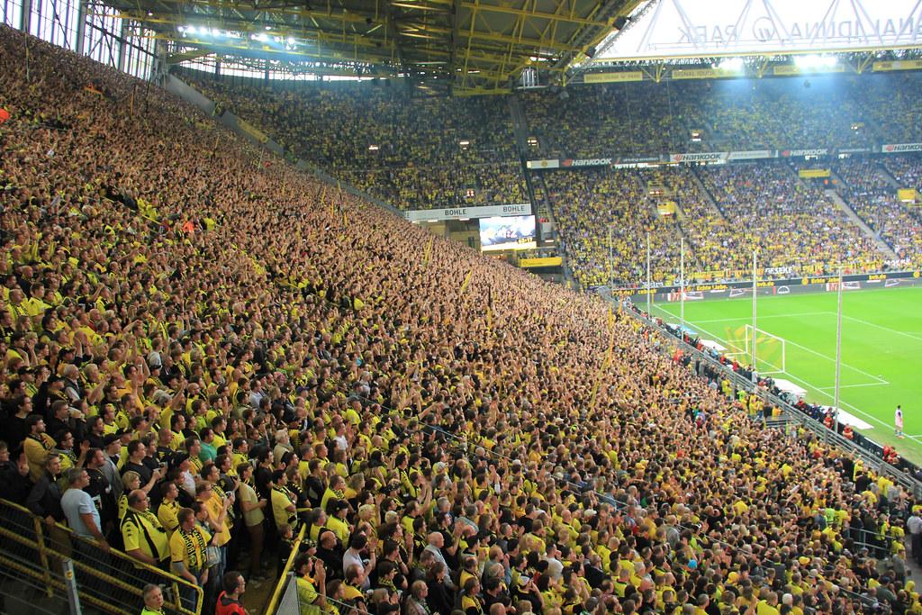 Bvb Gelbe Wand