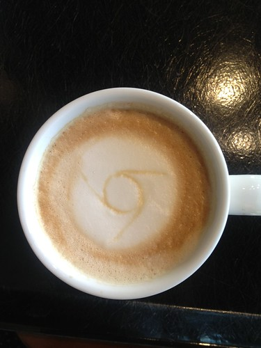 Today's guerilla geeklatte , Google Chrome. | by yukop