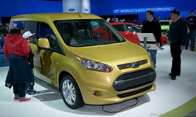 2013 Washington Auto Show - Upper Concourse - Ford 9