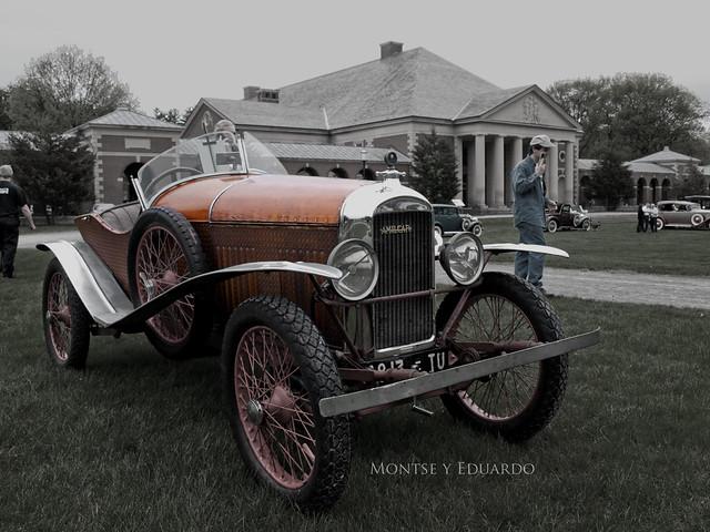 Amilcar CV Petit Sport 1925 de Mohamed VI de Tunez