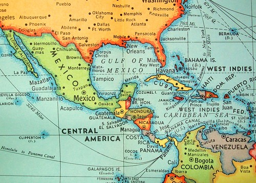 Central Americas  (Feb 1960) | by davecito