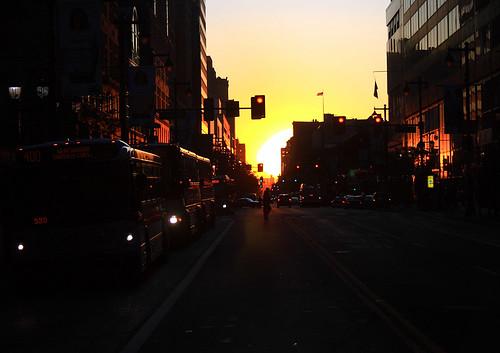 city morning urban usa philadelphia america sunrise unitedstates pennsylvania centercity pa philly marketstreet streetscape marketeast cityofbrotherlylove downtownphilly phillyhenge