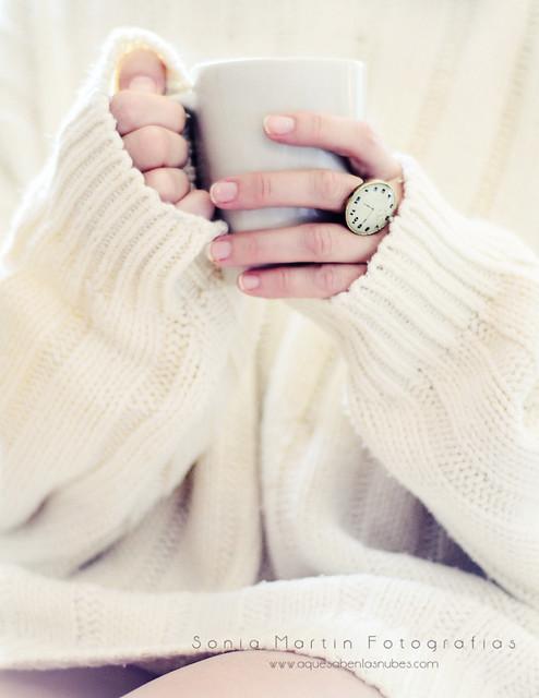 El tiempo está en mis manos/ Time is in my hands