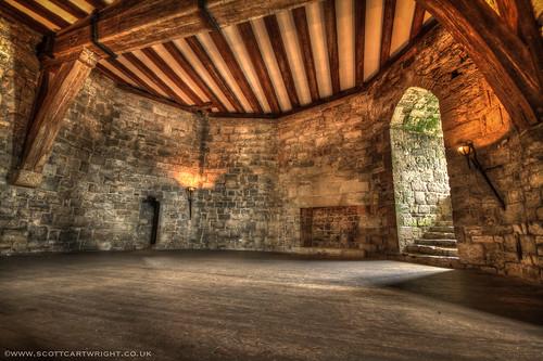 Medieval Room HDR