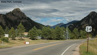 Estes Park CO | by roadandrailpictures