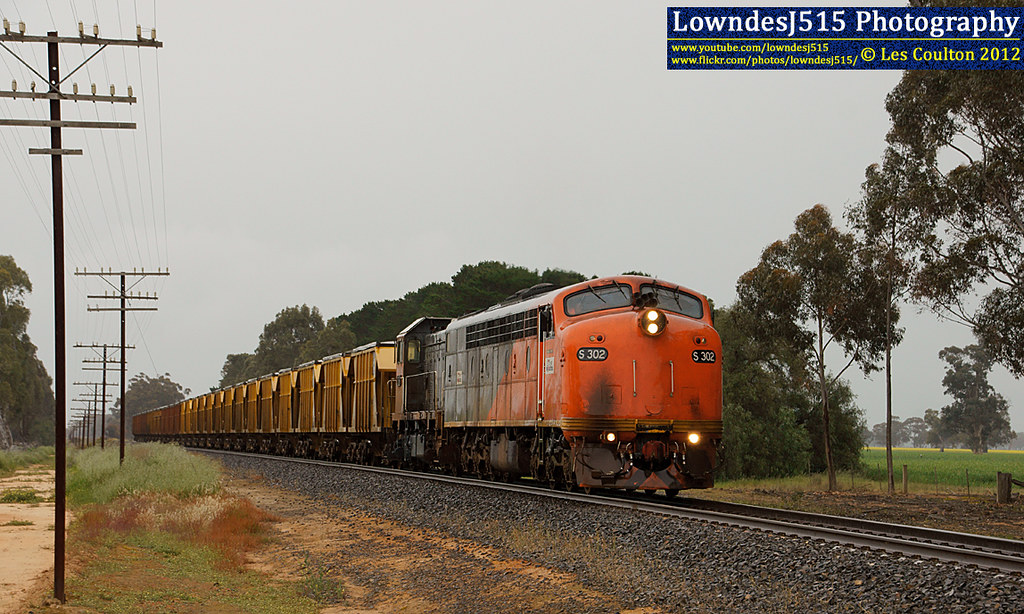 S302 & T386 at Glenorchy by LowndesJ515