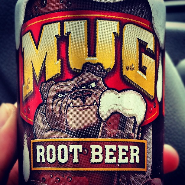 Image result for mug root beer bulldog