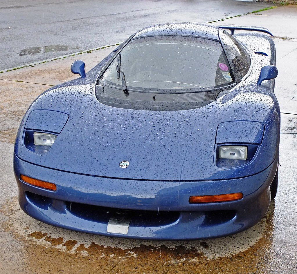 Slippery When Wet | Jaguar Sport XJR-15 | czd72 | Flickr