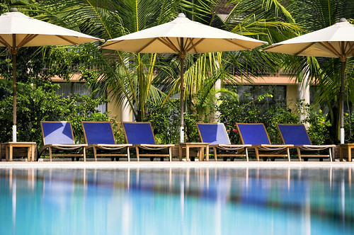pool hotel nigeria spg starwood holidayresort starwoodresorts starwoodhotels breathtakingpool uyo meetingresort lemeridienhotelsandresorts lemeridienibomhotelgolfresort