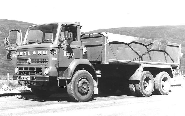 Leyland Reiver benne 6X4