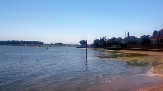20160719_133417 View from the Royal Oak towards Halyling Island Causeway