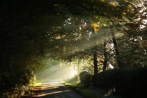 sunrise landscape cheshire canon5d sunrays canonef85mmf12lusm