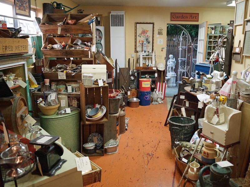 Unique Antique 7908 Southeast 13th Avenue Portland, OR 97202