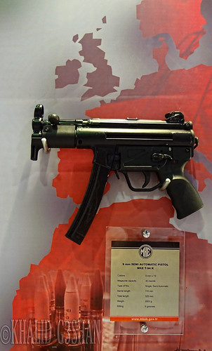 9 mm SEMI AUTOMATIC PISTOL _ MKE T-94 K
