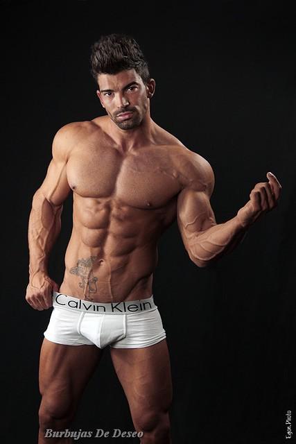 Sergi Constance. El Hombre Perfecto. Egon photo 08. Naked
