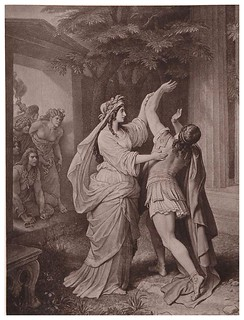001-Ifigenia en Tauris-Goethe-Galerie…1867- W. von Kaulbach- Universität Düsseldorf | by ayacata7