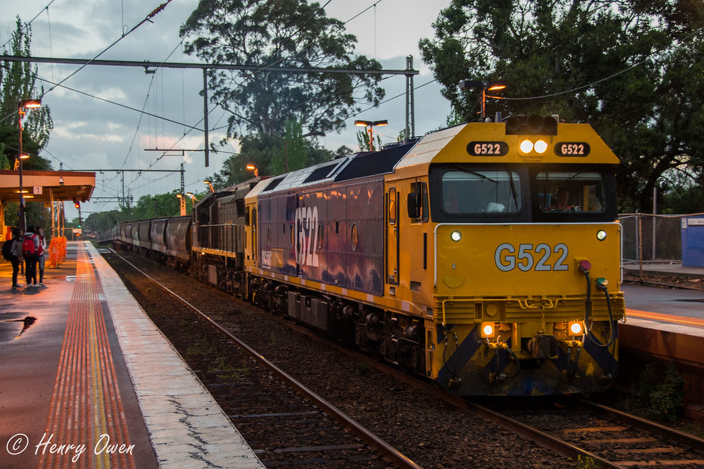 9353 to Tocumwal by Henry Owen