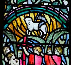 agnus dei (Mary Lowndes, 1895)
