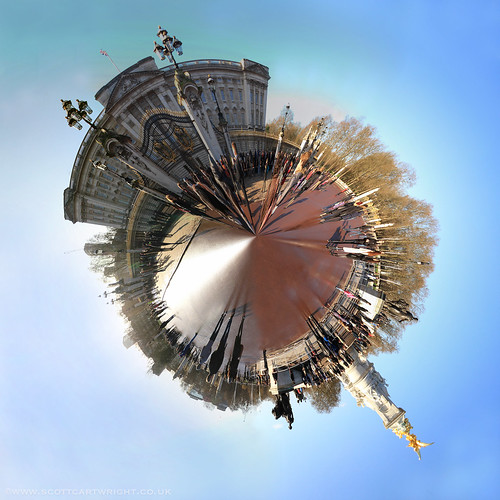 Buckingham Palace Planet