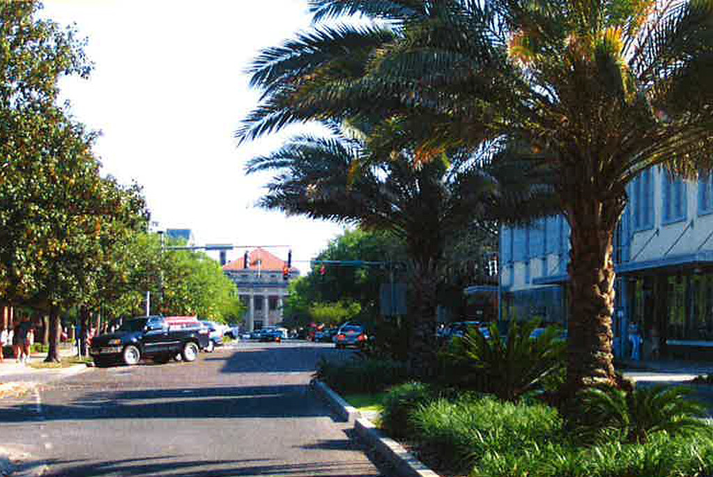 Image of Downtown Gainesville