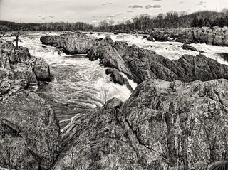 Great Falls on The Ptomac | by ecstaticist - evanleeson.com