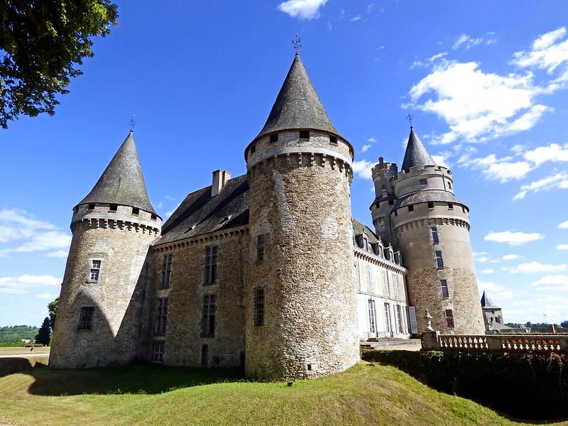 Coussac Bonneval - Château
