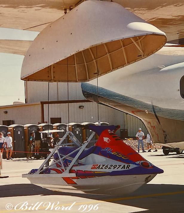 Grumman HU-16B Albatross USAF 51-5291 N291TC Polaris SL650