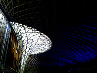 Kings Cross Roof | by Hexagoneye Photography