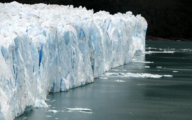 Frente del Glaciar