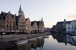 Ghent City Centre | by sonic.knight